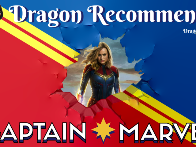One Giant Leap for Womankind: Captain Marvel Movie Review