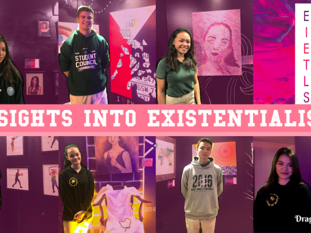 Insights into Existentialism: IB Visual Arts Exhibition