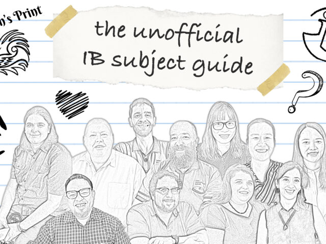 Faculty Insights: The Unofficial IB Subject Guide