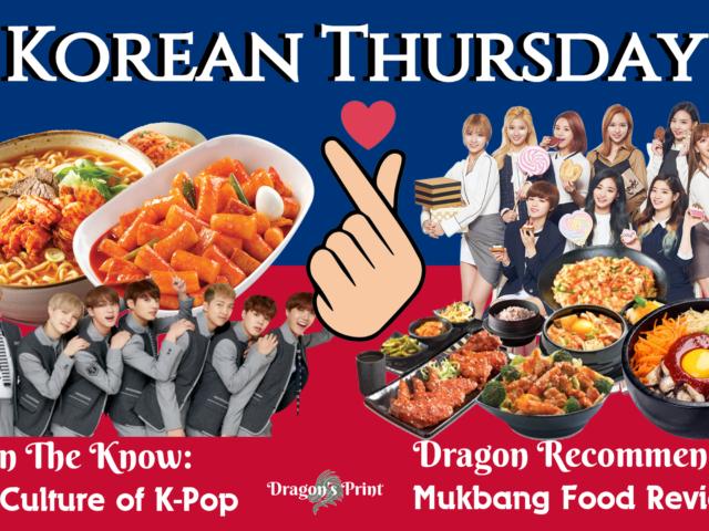 Korean Thursday: K-pop Sweeps the World