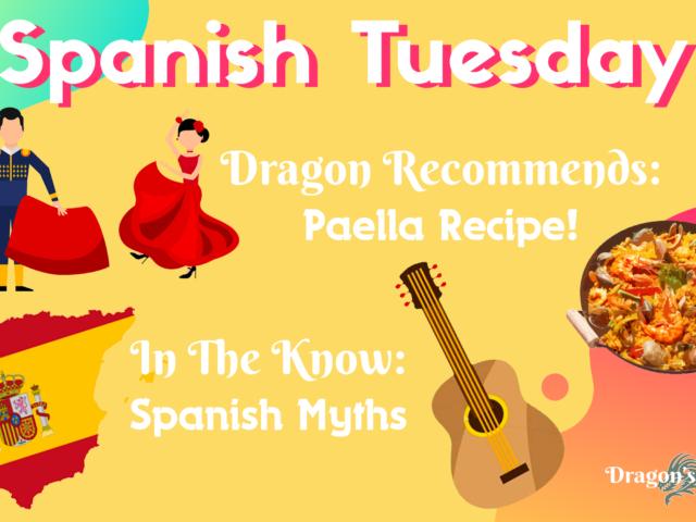 Spanish Tuesday: A Recipe for Paella