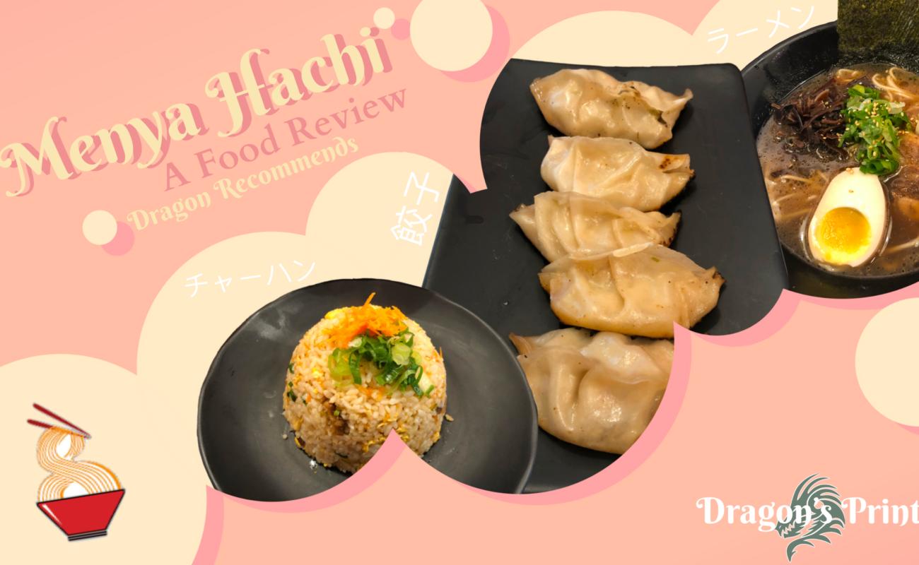 Dragon Recommends: Menya Hachi