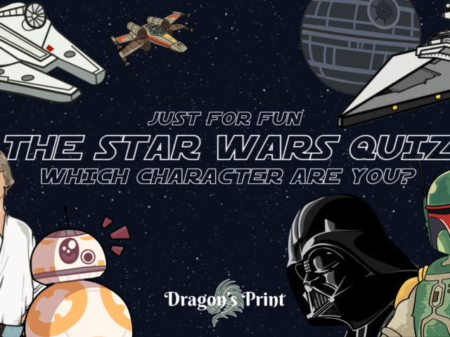 Star Wars Quiz: Which Character Are You?