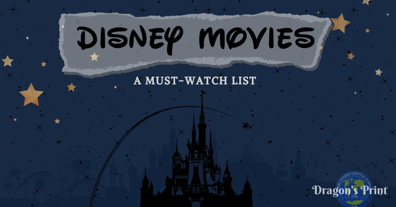 Dragon's Recommends: Disney Films