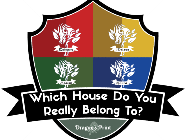 Get Ready for HAD 1: Which House Do You Really Belong To?