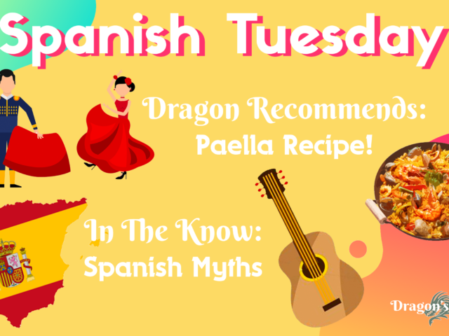 Spanish Tuesday: A Recipe for Paella