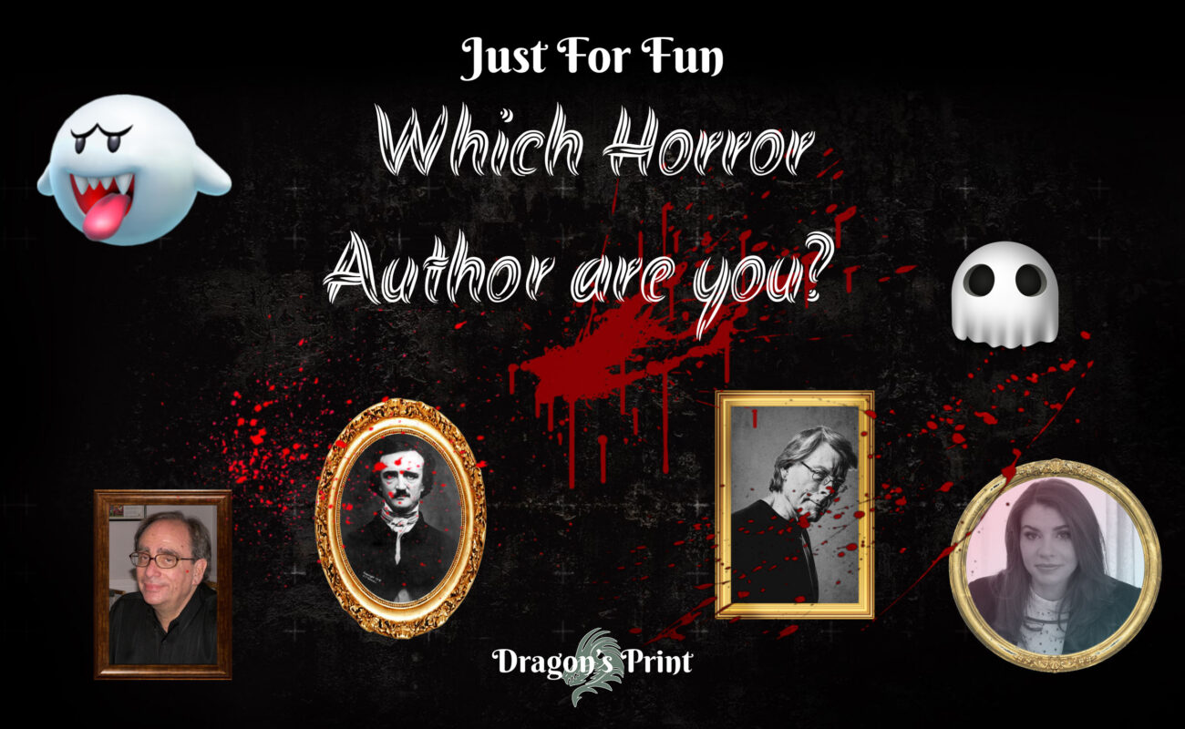 Which Horror Author Are You?